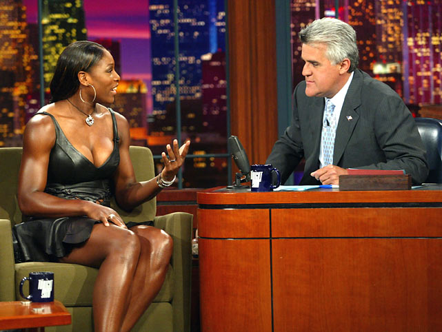 Serena Williams discusses her Wimbledon victory during this 2003 interview.