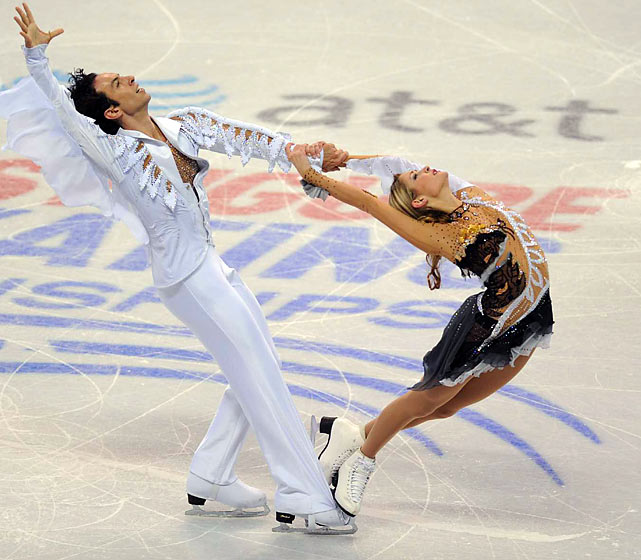 The 2006 Olympic silver medalists suffered a pair of injuries that put a hiccup in their progress toward Vancouver. The reigning world silver medalists and five-time U.S. champions missed nationals last season after Agosto injured his back, and then, despite winning two Grand Prix events this season (Cup of China and Skate America), withdrew from the Grand Prix Final in December when Belbin had to undergo emergency surgery on a wisdom tooth. The three-time Four Continents champs returned to competition this month but settled for silver at the U.S. championships in Spokane.