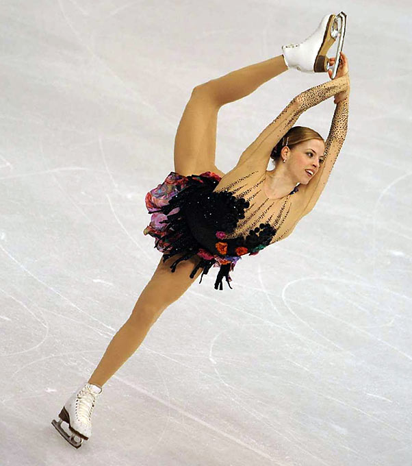Italians had high hopes for their compatriot in Turin, but the skater came in ninth. However, her countrymen still have reasons to be proud: the four-time national champ became the first Italian woman to win the European Championship in 2007, then successfully defended the title the following year. But after the 2008 world silver medalist finished in 12th place at worlds last March, she decided to move to L.A. to train with Hall of Fame coach Frank Carroll. The migration seems to have paid off: Kostner earned her third European title last month and is currently second in the world standings.