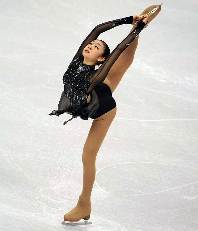 "Kim, 19, has a pretty good case for her No. 1 ranking: She is the reigning world and Four Continents champ, and she's won three out of four Grand Prix Finals and also all but one of her eight career GP events (she ""only"" managed a bronze her first time, at Skate Canada in 2006)."