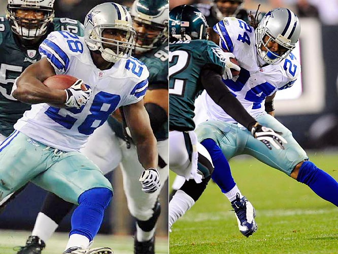When you're thinking about going in another direction after 17 weeks of an NFL season, you know you're in trouble. But that's what Eagles coach Andy Reid may do for the rematch with the Cowboys. Hey, why not? The Cowboys' running game gashed the Eagles for 179-yards on Sunday. Outside linebacker Chris Gocong could replace Moise Fokou and 12-year vet Jeremiah Trotter could replace Akeem Jordan. Will Witherspoon should hold down the other spot, but defensive coordinator Sean McDermott has tried six LBs this year. Maybe he should use them all -- at once.