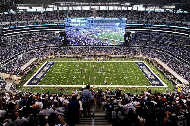 For the opening game of their new stadium, the Cowboys issued  105,121 tickets, setting an NFL record for attendance. The old mark of  103,467 occurred in October 2005 at a 49ers-Cardinals game at Azteca Stadium in Mexico.<br><br>Which record would you add to the gallery? Send comments to siwriters@simail.com.