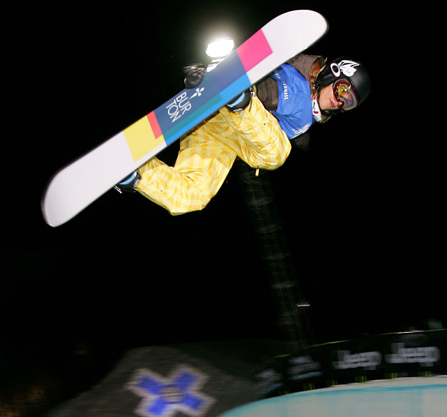 Hometown: South Lake Tahoe, Calif.<br> Age: 20<br>Past Olympics: 2006