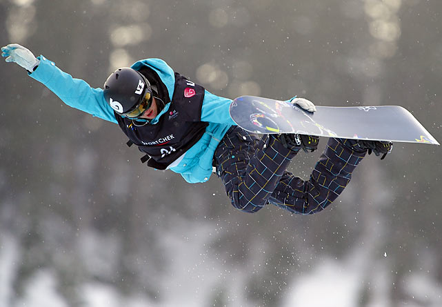 Hometown: Mt. Snow, Vt.<br> Age: 26<br>Past Olympics: 2002, 2006