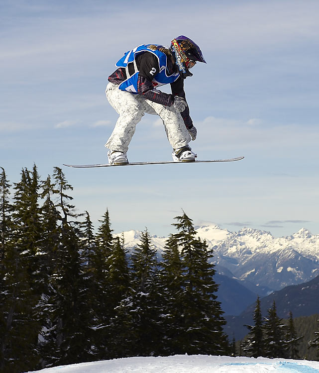Hometown: Stratton Mountain, Vt.<br> Age: 24<br> Past Olympics: 2006