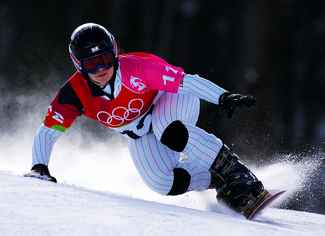 Hometown: Boston <br> Age: 26 <br> Previous Olympics: 2006