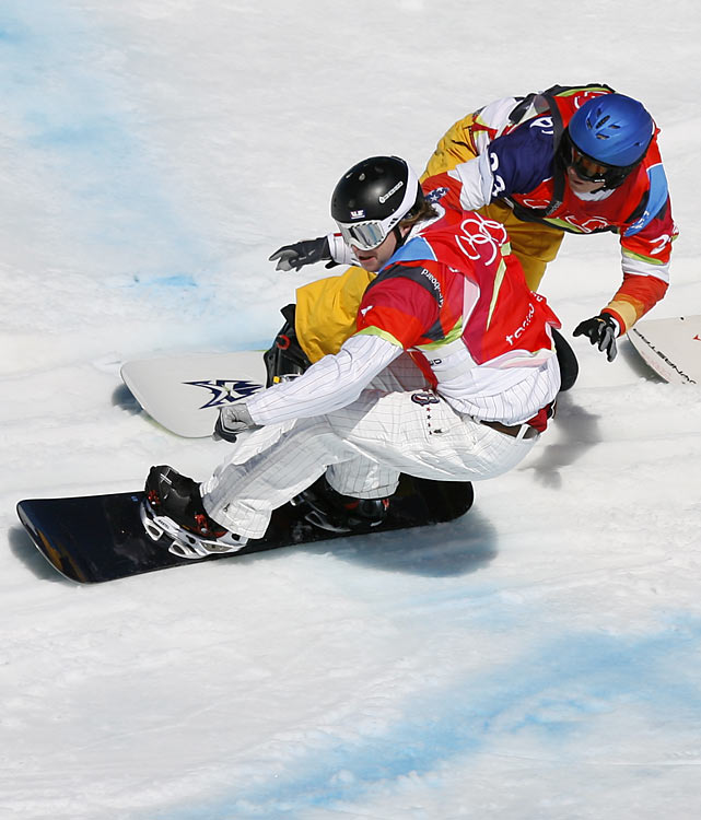 Hometown: Squaw Valley, Calif.<br>Age: 31<br>Past Olympics: 2006