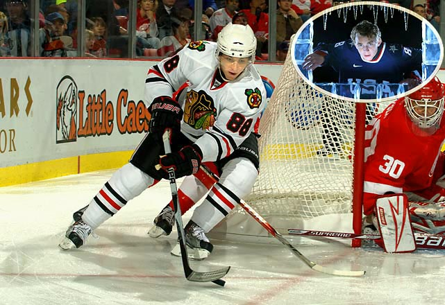 Height: 5-10<br>Weight: 178<br>Born: Nov 19, 1988 - Buffalo, New York<br><br><i>Team USA's roster, with an average age of 26.5, includes 13 forwards, seven defensemen and three goaltenders.</i>