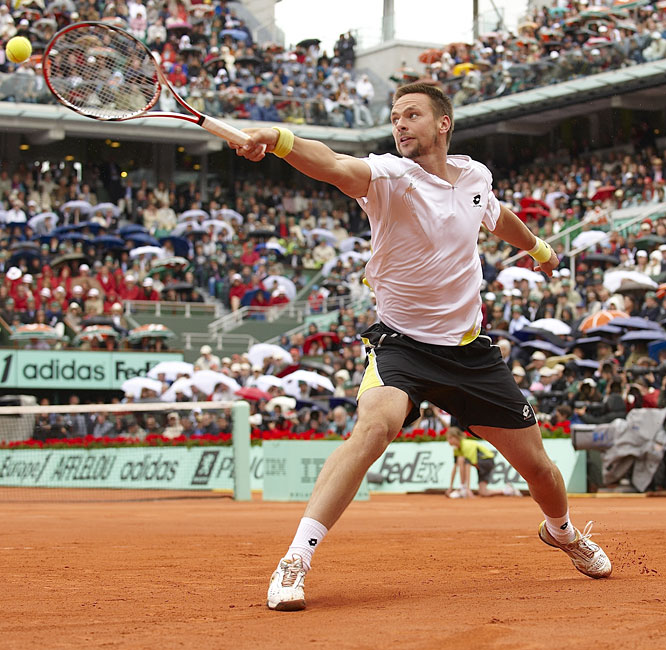 Can the upwardly mobile Swede, who's climbed from No. 34 to No. 8 in the rankings over the past 14 months, break through for a Grand Slam title?