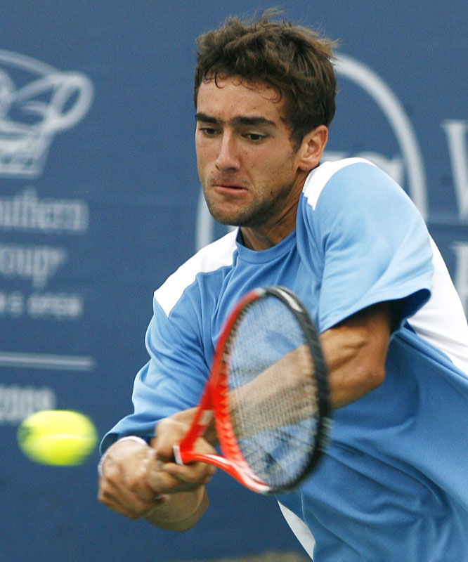 Can the tall and talented Croat, who upset Andy Murray in September's U.S. Open, come of age and crack the Top 10?