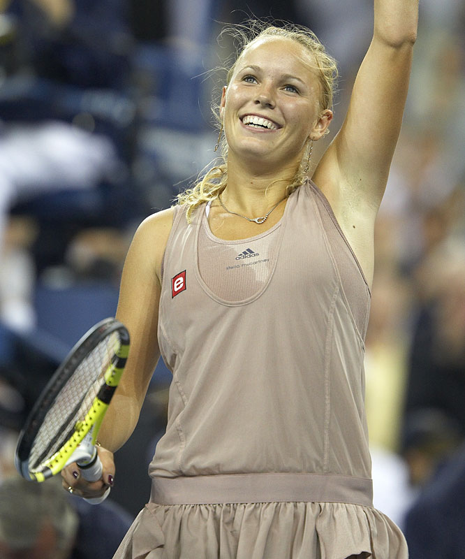 Can the plucky Dane, who bowed to Kim Clijsters in the 2009 U.S. Open final, win her first major championship?