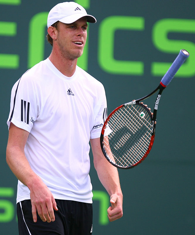 Can Querrey, whose second-half surge propelled him into the Top 25, recover from the freak accident that derailed his '09 season?