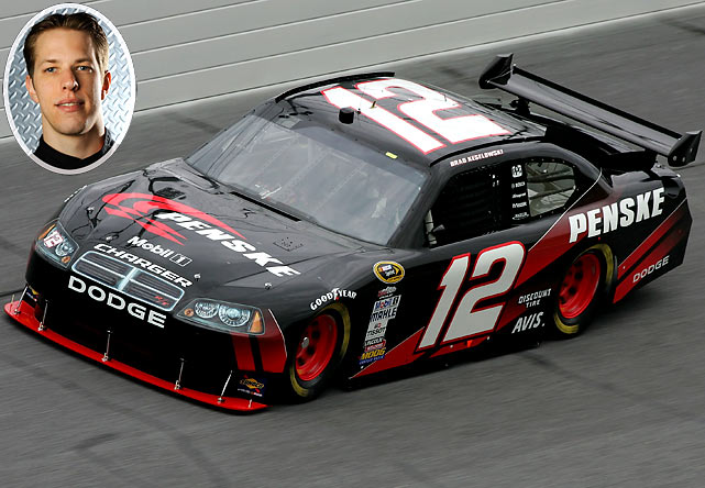 <b>Races won in 2009: </b><br>Talladega (spring)<br><br><b>2010 outlook:</b> His tap and pass of Carl Edwards was one of the snapshot moments of last season, helping him to Victory Lane for the first time in his young career and, eventually, to a full-time job at Penske Racing. The outspoken Keselowski is a fresh personality...or an idiot, hero or villain. It all depends on your perspective, but his in-your-face behavior makes him interesting. <br><br>Send comments to siwriters@simail.com