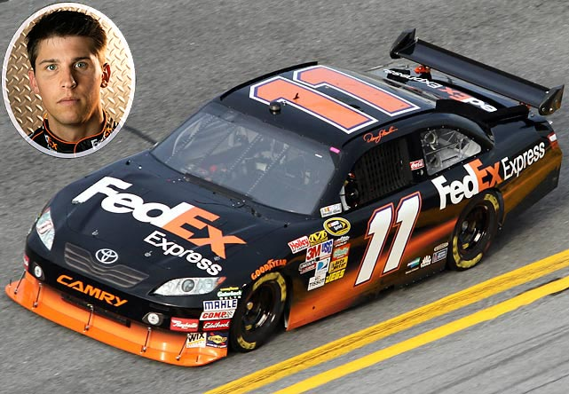 <b>Races won in 2009: </b><br>Pocono (summer), Richmond (fall), Martinsville (fall), Homestead<br><br><b>2010 outlook:</b> Hamlin assumes the Carl Edwards role of top spoiler after a very strong finish last year. In theory, only two blown engines and a wreck in the Chase kept him from applying a great deal of pressure on Jimmie Johnson. Of course, those kinds of mistakes don't befall champions. Hamlin, seemingly more mature and poised, says he's ready for the grind of dethroning the Johnson dynasty. And that grinding in his left knee? He tore an ACL playing basketball. Not a problem, he says.