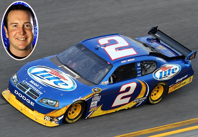 <b>Races won in 2009:</b><br>Atlanta (spring), Texas (fall)<br><br><b>2010 outlook:</b> Younger brother Kyle's former crew chief, Steve Addington, has come aboard to replace Pat Tryson, who helped guide Kurt to the best non-Chevy points finish (fourth) last season despite the distraction of Tryson's impending departure. A race-winner in each of his last eight seasons, Busch should be in pouncing position again if he and Addington work well together.