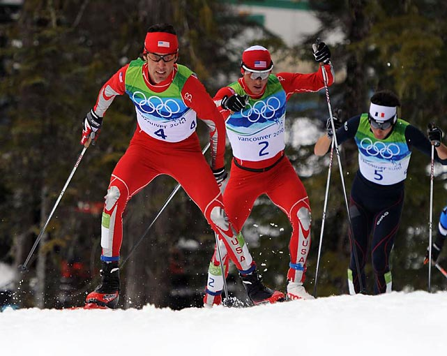 Johnny Spillane struck a big blow for the U.S. cross-country skiing program by earning the first medal ever for an American in the Nordic combined normal hill, an event that has been in the Olympics since 1924. Spillane took home silver, finishing a narrow four-tenths of a second behind gold medalist Jason Lamy Chappuis, who was born in Montana but competes for France.