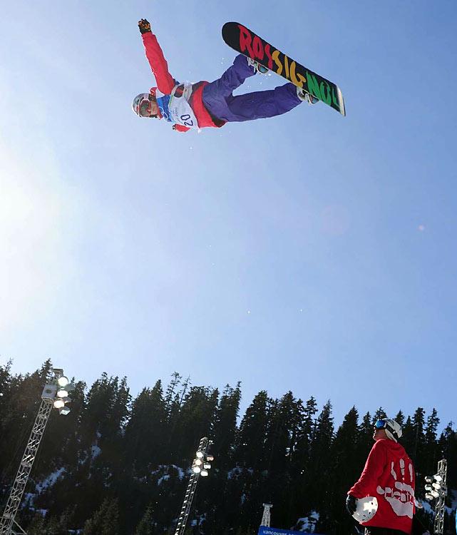 Michal Ligocki of Poland.