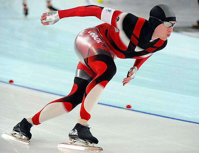 Jeremy Wotherspoon of Canada.