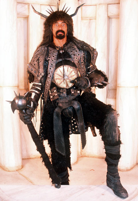 """While in retirement, Chamberlain wrote several books and even launched an acting career. He starred in the 1984 movie """"Conan the Destroyer"""" opposite Arnold Schwarzenegger."""