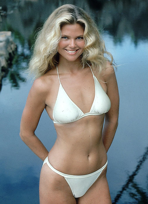 Christie Brinkley (1954, pictured) <br>Dexter Manley (1958) <br>Mike Tice (1959) <br>Harry Swayne (1965) <br>Sean Elliott (1968) <br>Scott Erickson (1968) <br>Jeff Christy (1969) <br>Tim Denton (1973) <br>J .R. Conrad (1974) <br>Todd Bertuzzi (1975)