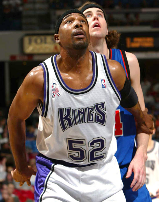 By playing five minutes in the Kings' 107-81 triumph over Utah, Sacramento's Chucky Brown set a league record by taking the floor with his 12th NBA team.
