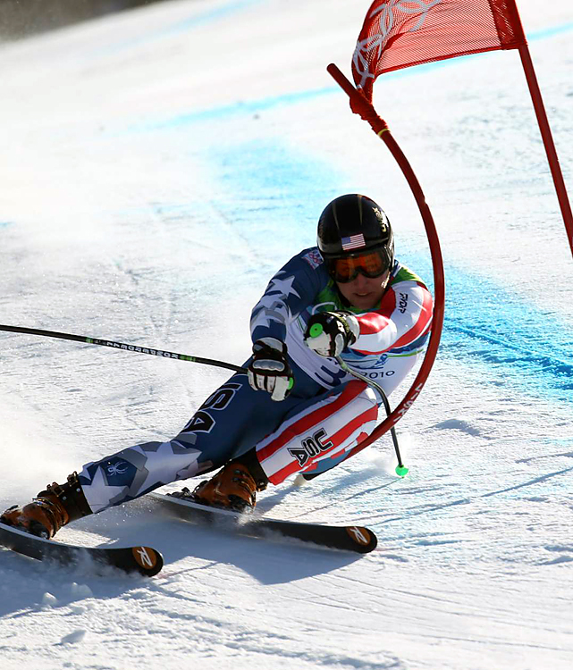Andrew Weibrecht, of Lake Placid, N.Y., never before fared better than 10th in a significant race, but wound up only 0.03 of a second slower than Bode Miller and took bronze in the super-G.