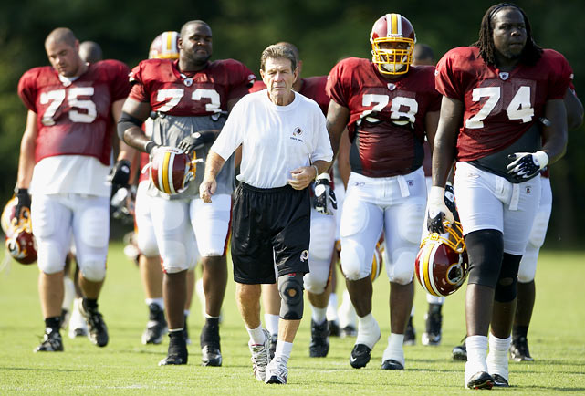 Joe Bugel, the man who established the Hogs, the overpowering offensive line that helped the Washington Redskins win three Super Bowls in the 1980s and early 1990s, finally called it quits in mid-January. He leaves as one of the greatest offensive line coaches in the NFL and also compiled a 24-56 record as a head coach with Arizona (1990-93) and Oakland (1997) during his 32 NFL seasons.