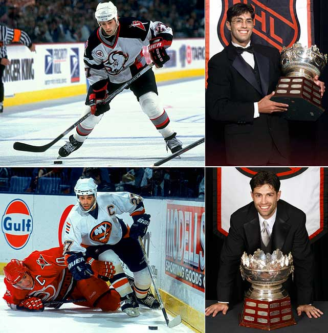 The NHL's best defensive forward in 1997 and 2002 and a gold medalist with Canada's 2002 Olympic hockey team, Michael Peca officially ended his 13 years in professional hockey in mid-January. He played in 864 games with six teams (Vancouver, Buffalo, New York Islanders, Edmonton, Toronto and Columbus), scoring 176 goals and 289 assists for 465 points. He was on 10 playoff teams and two Stanley Cup finalists.