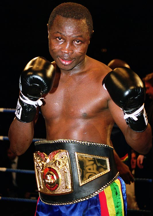 Kotey, who represented Ghana at the Seoul Olympics, captured the WBO bantamweight title from Rafael Del Valle in 1994.