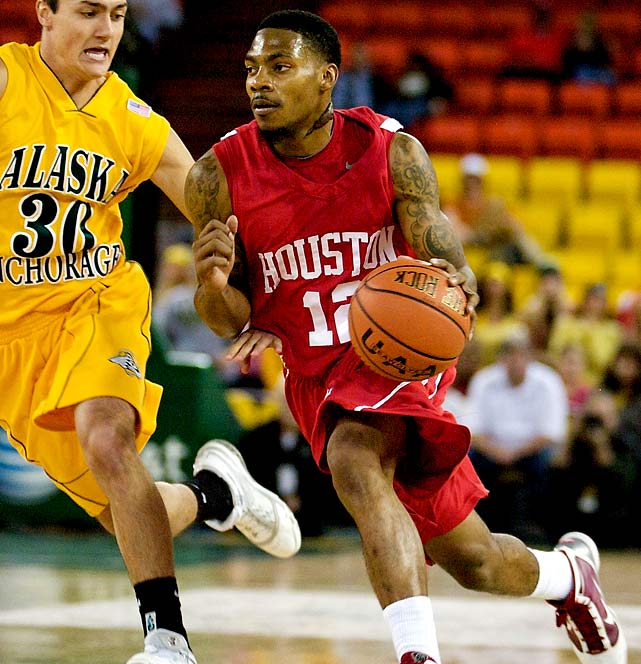 Tom Penders' Cougars earned their tourney bid by shocking heavily favored UTEP in the Conference USA tournament championship game. It's been 18 years since Houston last appeared in the Big Dance, but this team could be very dangerous for first-round foe Maryland. The Cougars star is Aubrey Coleman, who just so happens to lead the nation in scoring at 25.6 points per game.