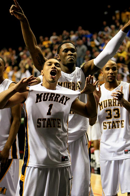 Murray State cruised through the regular season, finishing with 30 wins and a 17-1 record in the Ohio Valley Conference. (The Racers also swept the conference's regular-season and tournament titles.) Murray State is very efficient on both the offensive and defensive ends of the floor, but the most notable thing about this team is its extreme offensive balance: six players average between 9.5 and 10.6 points per game. The Racers drew Vanderbilt in the first round.