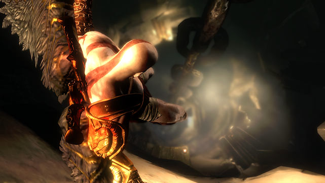 Kratos, son of Zeus, returns to wrap up his quest for vengeance in God of War III. Fans have waited three years for this sequel, which is easily a system seller for the Playstaion 3. GOW3 simply looks and sounds amazing. The textures, details and sheer creativity of the level design are present throughout the game. The action matches the superior graphics, as users fight through hordes of monsters in epic locations before facing tremendous boss battles. The control scheme is very similar to the last game, where various attacks are mapped to buttons, though you can now switch weapons on the fly. This game is rated M for Mature and features plenty of gore and blood, but that's obviously part of it's' appeal.<br><br>Rating: 9.5/10