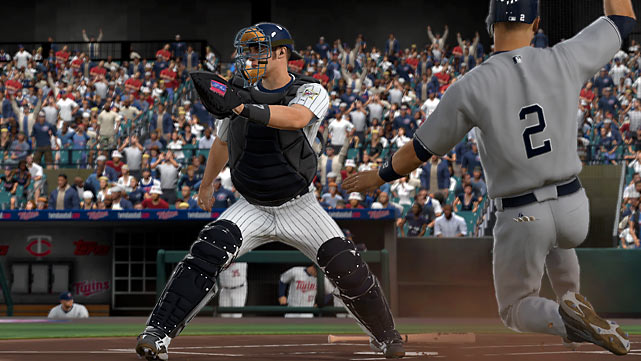 For the past couple of years, The Show has owned the title of best baseball simulation on the market. This year's build goes a step further, putting the franchise in position to knock Madden off the pedestal as best overall sport simulation. The first-person Road to the Show 4.0 ups the ante by allowing you to play as a catcher and call all the shots from behind the plate. The visuals are spectacular, from stadium renderings, to All-Star face details, to in-game animations. Online play offers fully functioning 30-team leagues for you and your friends. This is the video game version of a can't-miss five-tool prospect.<br><br>Score: 9.5/10