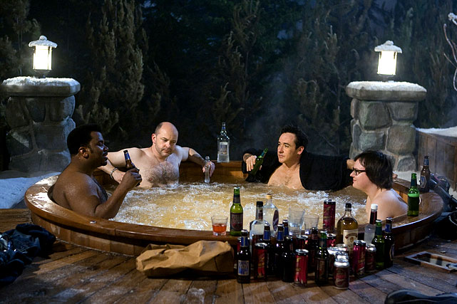 To honor the opening of the film Hot Tub Time Machine, SI.com's photo editors went back in time to find some of the best interactions of athletes and hot tubs. So soak in this gallery, and come along for the ride.