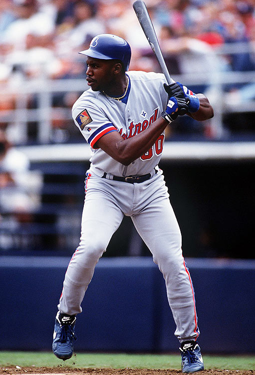 A first round draft pick for the Expos, Floyd played in 10 of that season's games, capping the year off with .226 batting average. Floyd would bounce to several teams in the coming years including the Marlins, Mets and Cubs before ending his career in San Diego with 233 home runs and a .278 batting average under his belt.