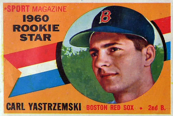 Ted Williams' last season in Boston was the first for Carl Yastrzemski, who became a Hall of Famer, like Ted, and a fixture in the Boston pantheon, like Ted.