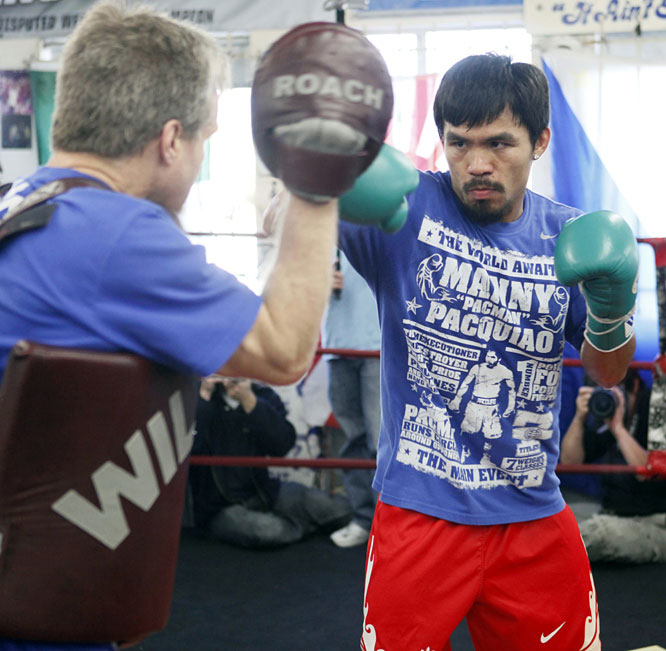 Pacquiao's résumé includes victories over future Hall of Famers such as Oscar De La Hoya, Ricky Hatton, Marco Antonio Barrera, Erik Morales and Juan Manuel Marquez.