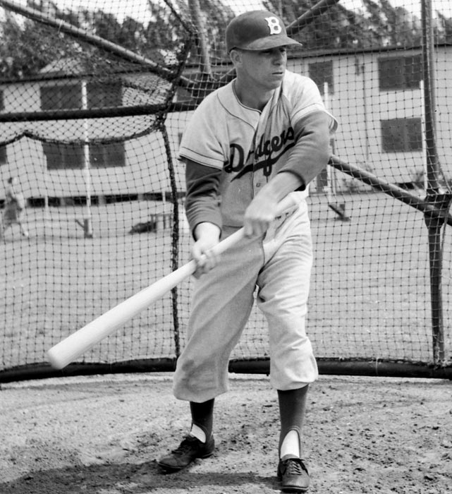 Pee Wee Reese is elected to the Baseball Hall of Fame.