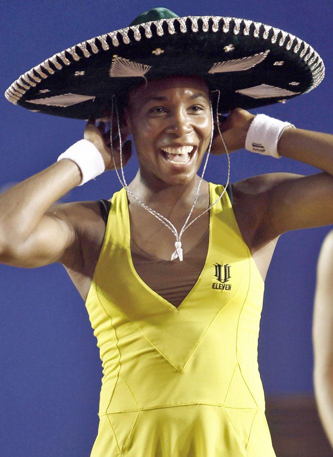 def. Polona Hercog, 2-6, 6-2, 6-3 WTA International, Clay, $220,000 Acapulco, Mexico