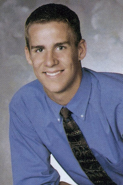 Ben Roethlisberger was the captain of the football, basketball, and baseball teams at Findlay High School in Findlay, Ohio. He played wide receiver his junior year and caught 57 balls for 757 yards before moving to quarterback his senior season. He also played point guard for the hoops squad and set the school's career scoring record.