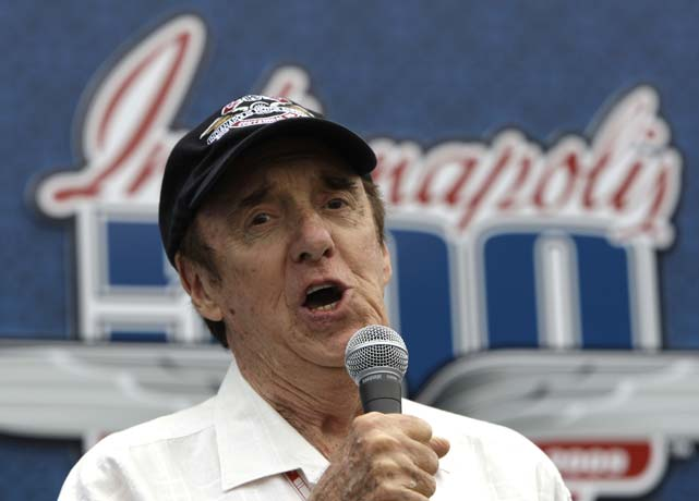 "Jim Nabors, who gained fame as ""Gomer Pyle,"" has been part of Hoosier tradition, singing ""Back Home Again in Indiana"" before the Indianapolis 500 for more than 30 years -- more than any other celebrity."