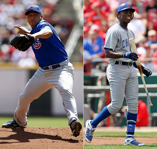 Highest salaries: Alfonso Soriano: $19 million  Carlos Zambrano: $18.9 million