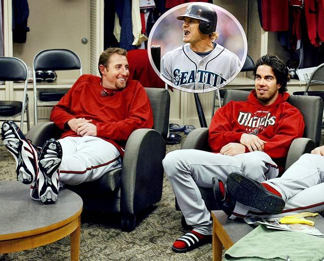 Highest salaries:  Eric Byrnes: $11.27 million (released by team and signed by Seattle, who are paying an additional $400,000)  Brandon Webb: $8.5 million Dan Haren: $8.25 million