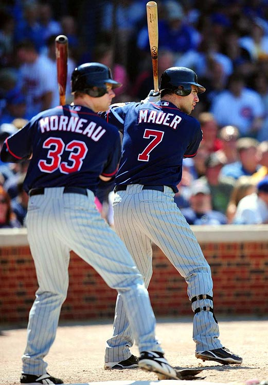 Highest salaries:  Justin Morneau: $15 million Joe Mauer: $12.5 million