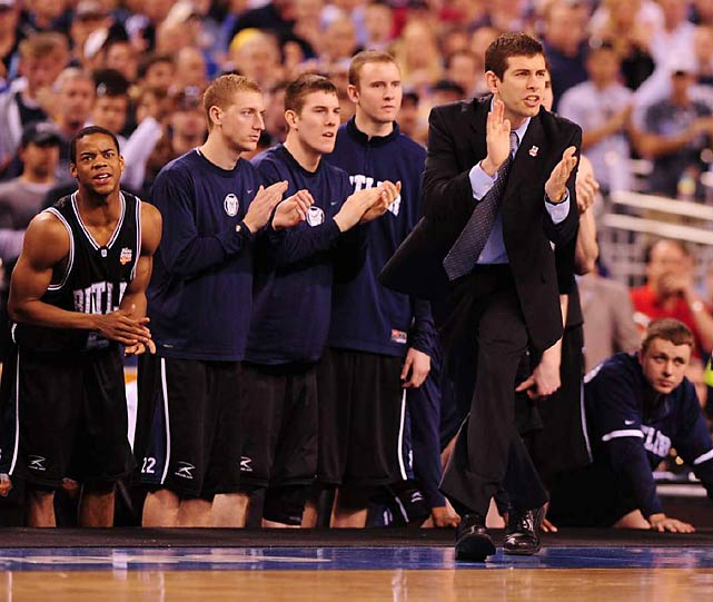 Brad Stevens' Bulldogs took a 33-4 record into the title game while reflecting their coach's preternatural cool.