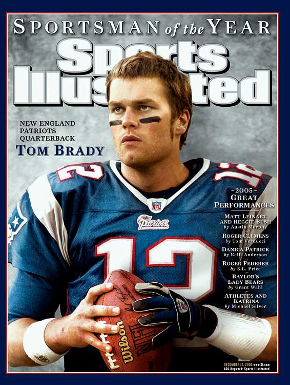 Most scouts didn't believe Brady had the physical tools to be a starting NFL quarterback coming out of Michigan. He was too thin, ran a slow 40 at the Combine and didn't have a strong enough arm. The Patriots saw some upside, but even they had to be surprised at how successful Brady was after taking over for an injured Drew Bledsoe in 2001. Brady became the first QB to start and win three Super Bowls before age 28.