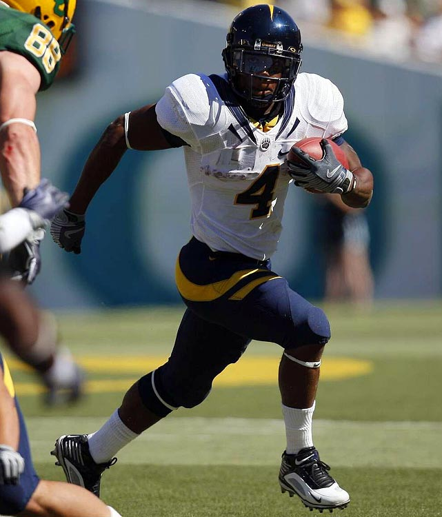 Best was poised for a Heisman campaign in 2009, but suffered a scary injury against Oregon State that knocked him out for the final four games of the season. At full strength, Best is a versatile speedster who racked up over 4,000 all-purpose yards in just 18 starts at Cal. But is he fully recovered and ready for the NFL?