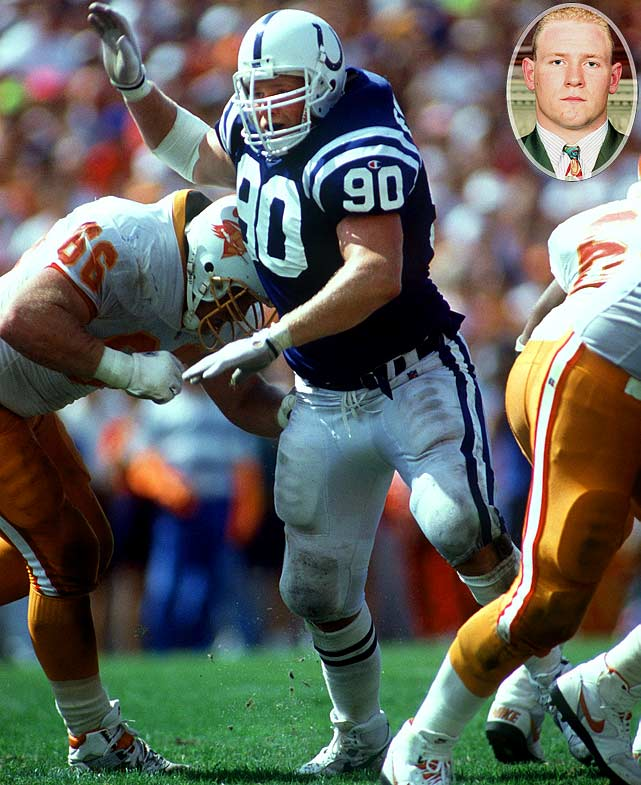 Injury-plagued practically from the start, the defensive end blew out his knee just nine games into his rookie season and finished each of his first three years with Indianapolis on injured reserve. Emtman bounced around the league but never approached the dynamic form displayed during a brilliant collegiate career at Washington. In 1997, Emtman retired from the Redskins at 27 years old.