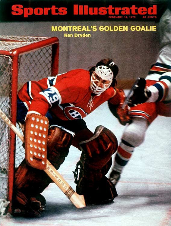The lanky Dryden established Montreal's postseason legend of rookie excellence by coming out of the minors late in the 1970-71 season and leading the Habs to the Cup, the first of six with him in net. Dryden, who earned Conn Smythe honors, beat the Bobby Orr-Phil Esposito Bruins in an epic seven-game first round (Esposito, who had scored 76 regular-season goals, was held to three) and captured the Cup by snuffing Chicago in another series that went the distance. His final numbers: 12-8, and 3.00 GAA.