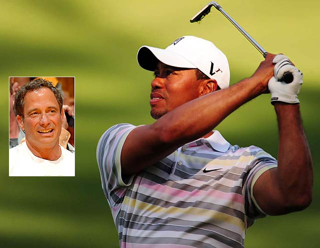 "<b><i>""It is mistake to look at Tiger Woods as a sports figure.  He is a celebrity. ""</b></i> <br><br>TMZ.com managing editor Harvey Levin"